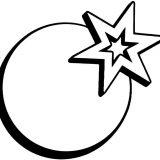 planety-slonce-ksiezyc-ufo-rakiety-gwiazdy-malowanki-14