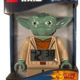 Yoda zegarki Lego