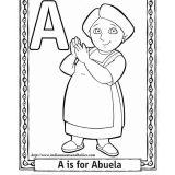 dora alfabet do wydrukowania