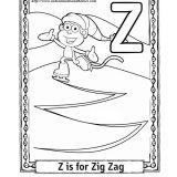 dora alfabet do wydrukowania (25)