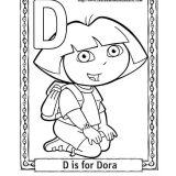 dora alfabet do wydrukowania (3)