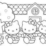 hello-kitty-friends-coloring-page