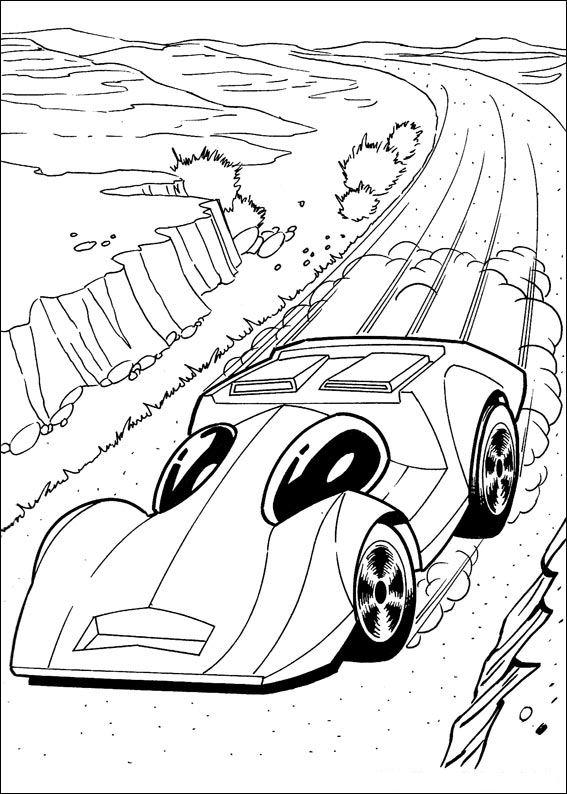Hotwheels 06 fd - Auto cool alle pagine da colorare ...