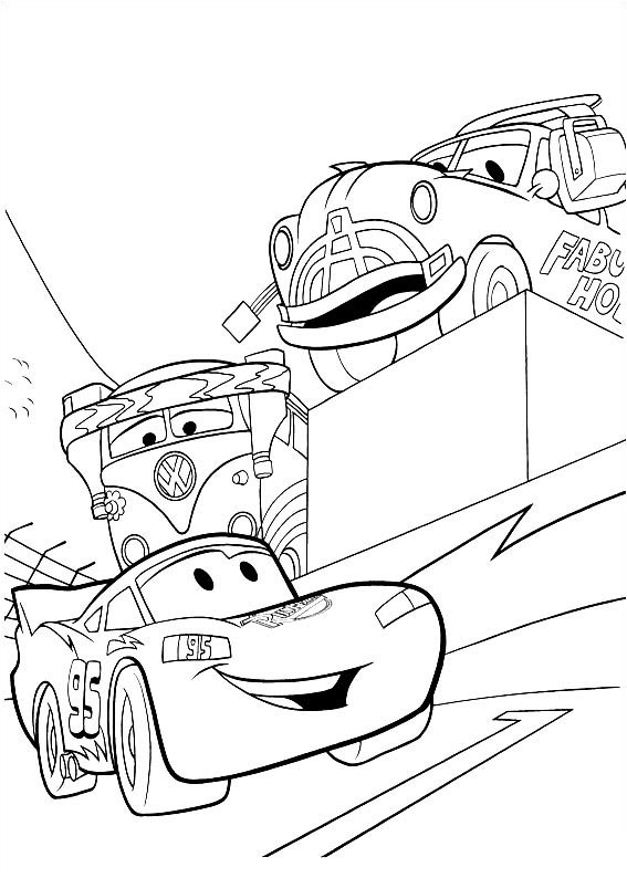 cars coloring pages mack - photo#23
