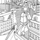 kolorowanki transformers (20)