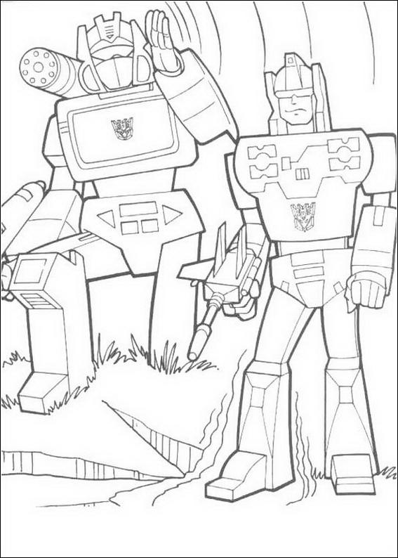 High Tide Rescue Bots Coloring