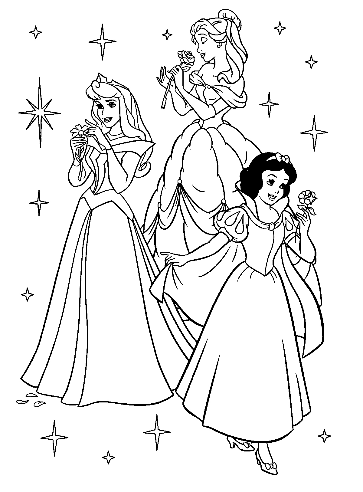 disney coloring books pages - photo#42