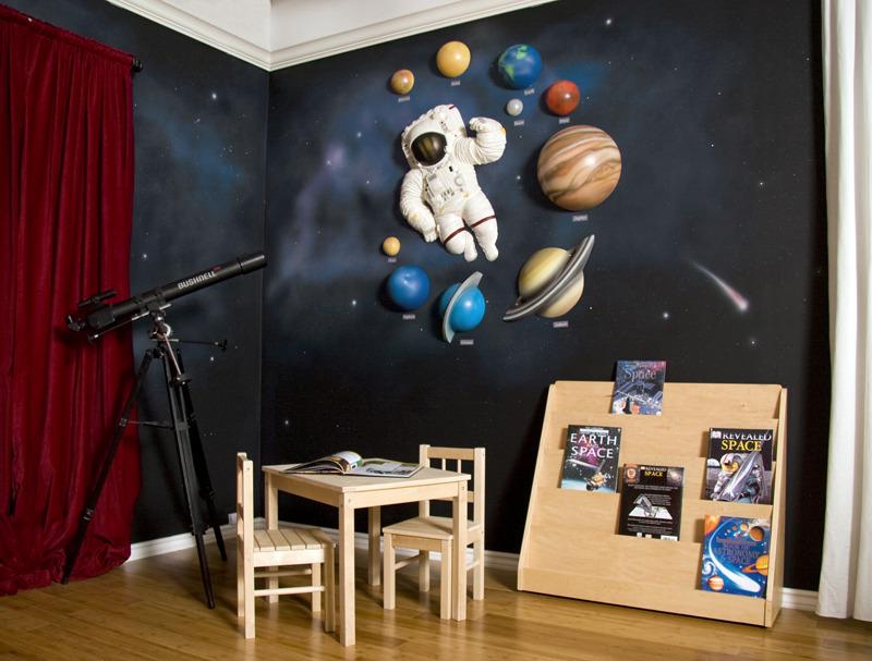 pok j dla astronauty fd. Black Bedroom Furniture Sets. Home Design Ideas