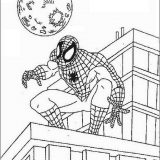spiderman- kkolorowanki (11)