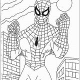 spiderman- kkolorowanki (13)