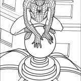 spiderman- kkolorowanki (23)