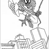 spiderman- kkolorowanki (5)