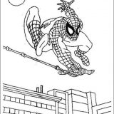 spiderman- kkolorowanki (7)