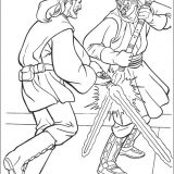 two-people-fight-each-other-coloring-page