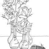 kwiaty kolorowanki do druku dla dzieci (21)