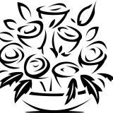 kwiaty kolorowanki do druku dla dzieci (3)