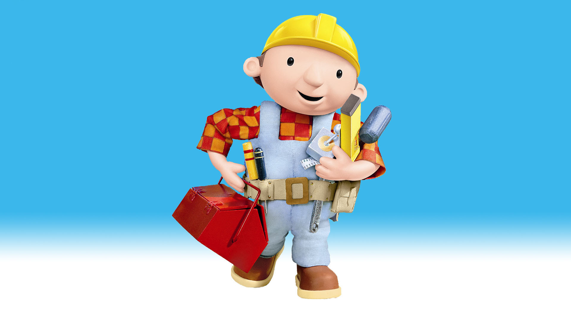 Adulto bob el constructor