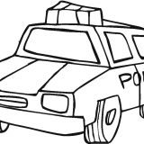 Old-police-car-coloring-page