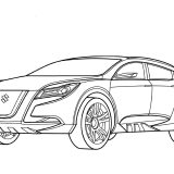 Suzuki-Kizashi-coloring-page