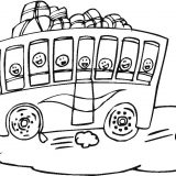 Touris-bus-for-children-coloring-page