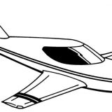 flying-plane-coloring-page