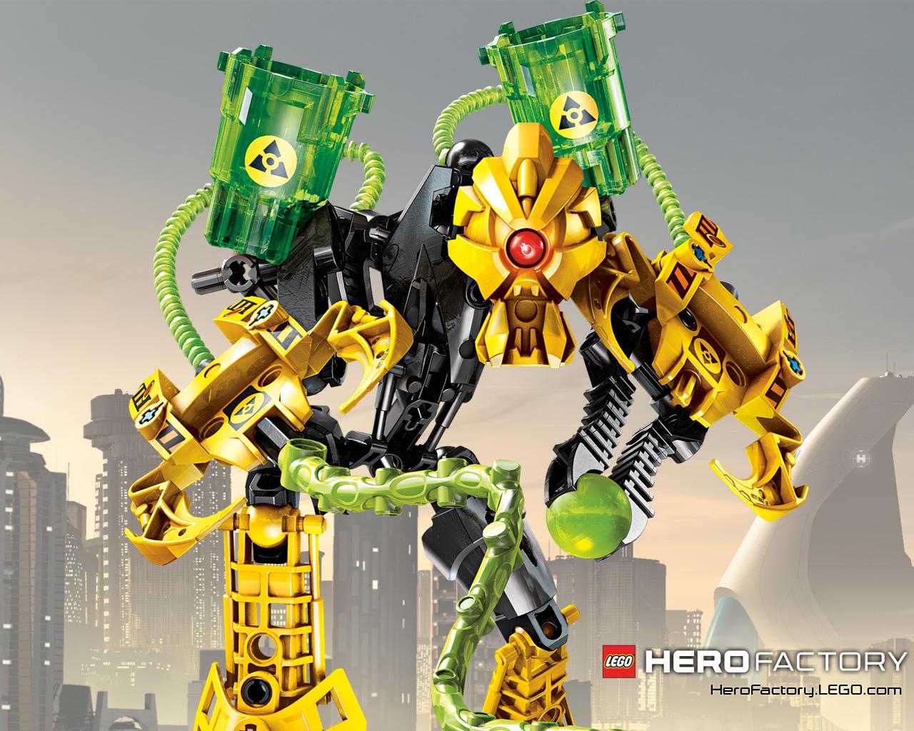 Lego Hero Factory Fd