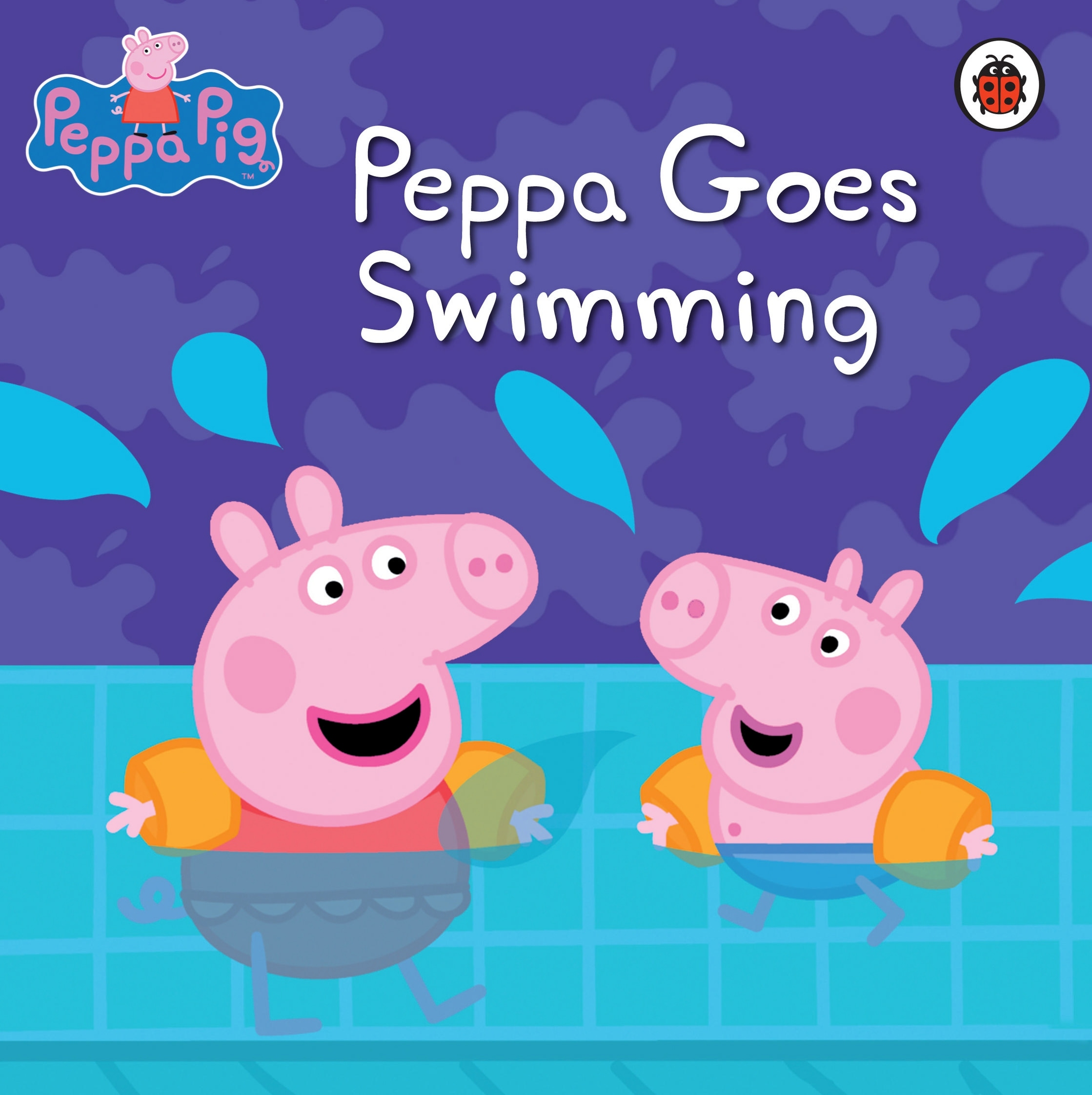 Peppa Pig Goes Swimming