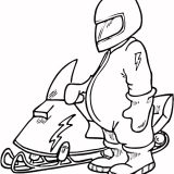 snowmobile-driver-coloring-page