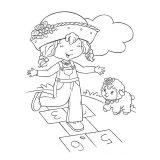 truskawka malowanki  dla dzieci (39)