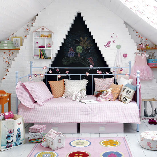 1-perfect-girls-bedroom-ideas-neutral-base