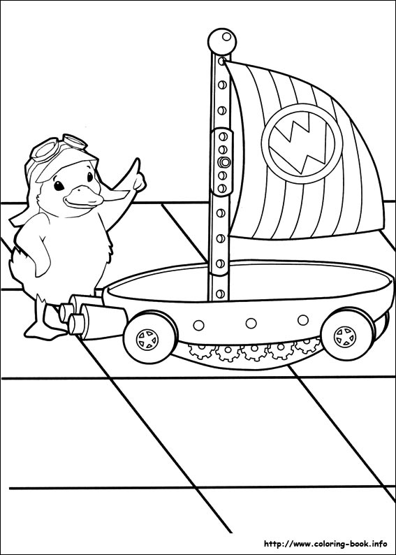 mings coloring pages - photo#24