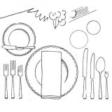 Serving-the-table-coloring-page