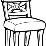 kitchen-chair-coloring-page