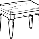 kitchen-table-coloring-page