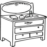 little-table-with-mirror-coloring-page