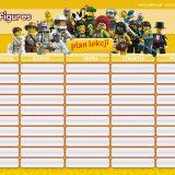 Lego plan lekcji