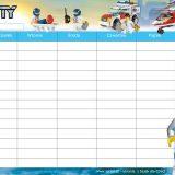 Lego city plan lekcji