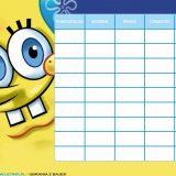 Sponge Bob plan lekcji