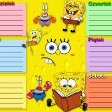 plan_lekcji_spongebob_do_wydruku