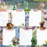Toy Story  plan lekcji
