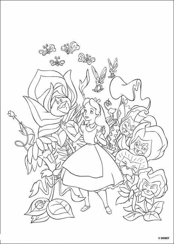 Disney Queen Coloring Pages : Disney queen of hearts coloring pages best