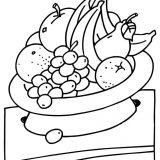 owoce-kolorowanki