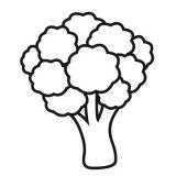 warzywa- kolorowanki (4)