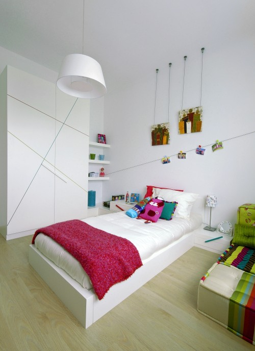 Pok j dla nastolatki nowe inspiracje fd - Ideas decoracion habitacion juvenil ...