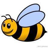 pszczoly-insekty-kolorowanki-do-wydrukowania (2)