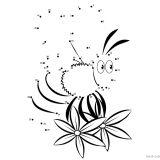 pszczoly-insekty-kolorowanki-do-wydrukowania (3)