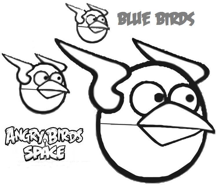 Angry Birds Kolorowanki Do Druku Fd