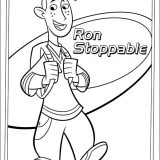 kim-possible-coloring-pages (2)