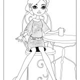 Monster High Lagoona Coloring Pages2_1