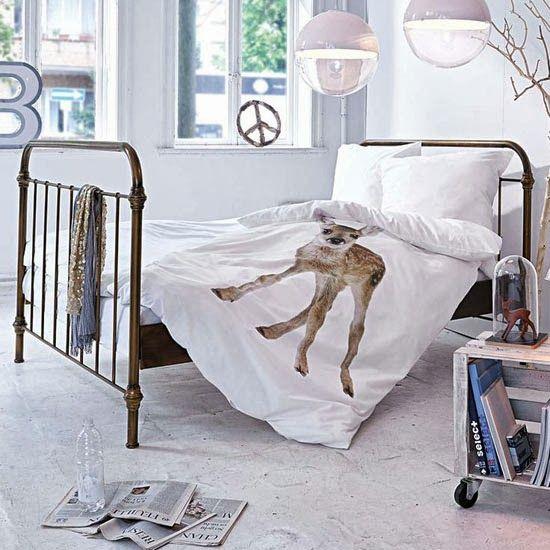 Łóżko kute